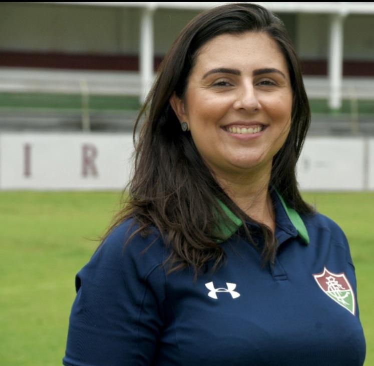 Amanda Storck, Gerente de futebol feminino do Fluminense Football Club